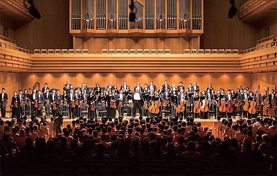 神韻交響樂日本首演 原創音樂開創新時代