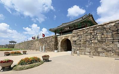 瑞山海美邑城慶典 穿越時空 遊歷朝鮮時代