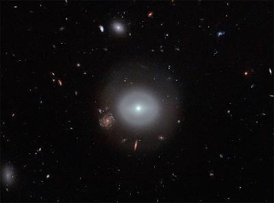 哈勃頻頻測到壯觀天象 顯示宇宙正發生巨變