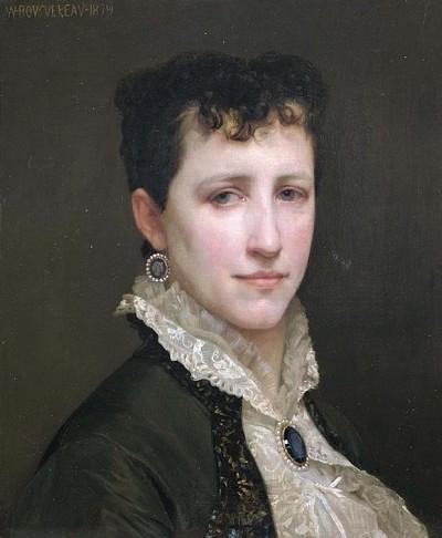 >五位最受矚目的世紀學院派女畫家