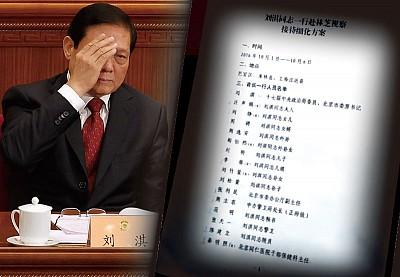 劉淇全家遊西藏妻擁上億股票 5歲孫獲專利