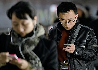 在中國瘋狂的網路上 駭客正占有一片天