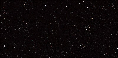 宇宙已經重組 20年間星系數量增加十倍