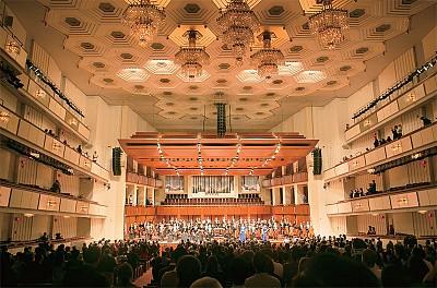 神韻交響樂再臨華府 觀眾體驗神奇音樂之旅