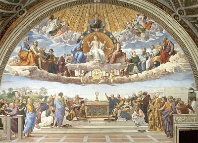 文藝復興 四大經典繪畫風格與技法