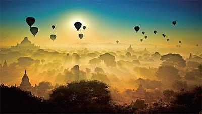 緬甸──神祕國度的世外之旅