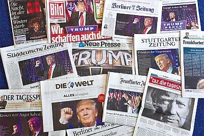 川普當選美總統將如何影響世界格局