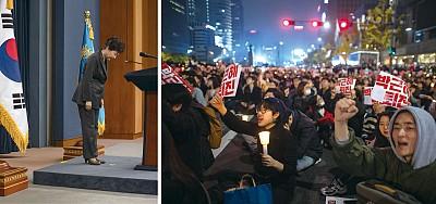 韓國深陷困境 背後鮮為人知的事件