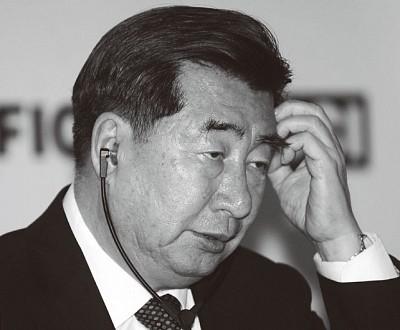 前副總理回良玉被三路圍剿或很快被抓