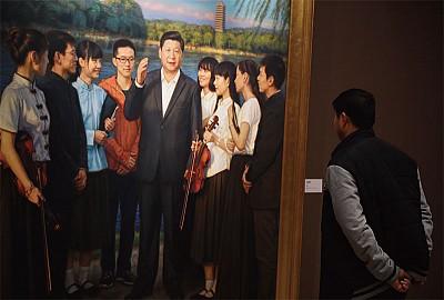 習近平尋找中華民族崛起「最大公約數」