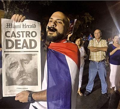 最後的「第一代黨員」死去 古巴獲新生
