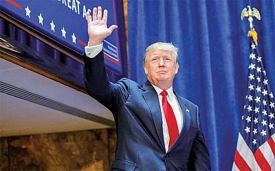 >美國新任總統的中國難題