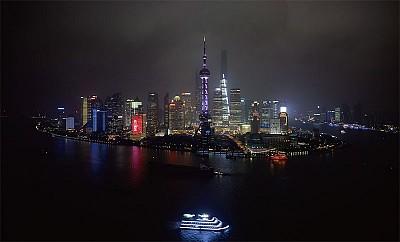 上海自貿區啟動金融改革 川普給習機會