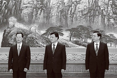 中紀委首提執政安全 《成報》點名兩常委