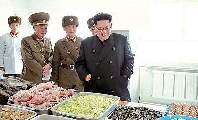 北京發最新禁令 金正恩吃獅鞭 挖地道襲韓國