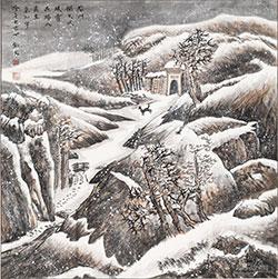 唐詩裡的雪