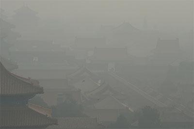 霧霾怎麼成了「氣象災害」