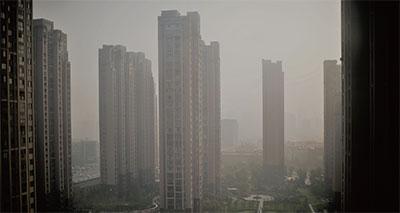 中國房地產泡沫的政治解決