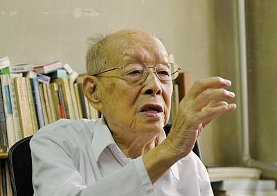 111歲「拼音之父」稱國民黨時代好過共產黨