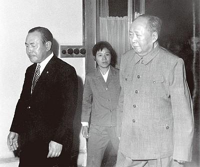 毛澤東周恩來感謝日本侵華 放棄巨額賠償內幕