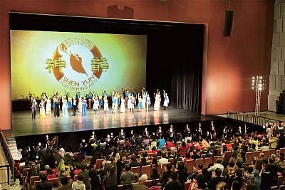 神韻重返桃園 「世界第一秀」風靡航空城