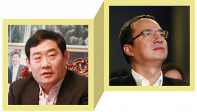 肖建華與第一號案 金融大鱷釣出大老虎