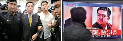 馬國驅逐北韓大使 取消免簽待遇