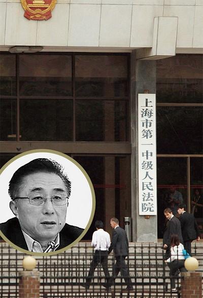 秒殺上海政法首虎內幕 習李王聯手圍剿上海幫江家族