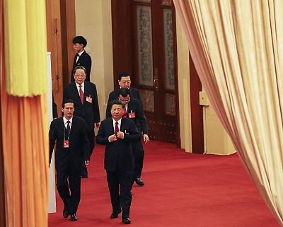 習王兩會下團 藏政治密碼