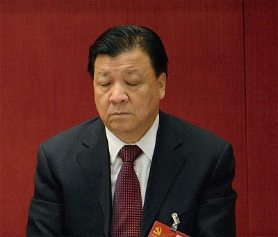 劉雲山父子涉險 兩會高調提徐翔案