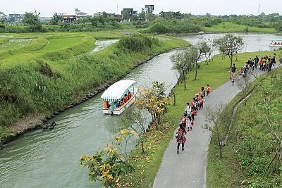 藝術與生態結合 徜徉臺灣綠色博覽會