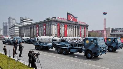 專家解說北韓導彈實力