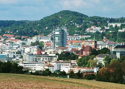 德國「黃金之城」浴火重生