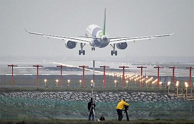 >C919首飛 部件多來自歐美企業