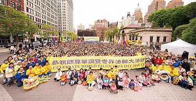 全世界都在為一個中國人慶祝生日